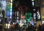 取材編集記④~歌舞伎町イルミネーション