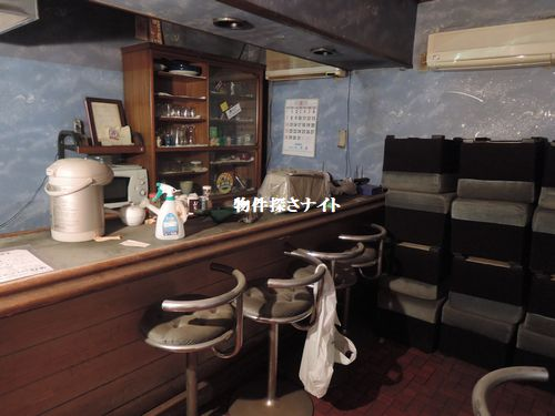 JR相模線『門沢橋駅』徒歩5分!幹線道路沿い!スナック居抜き店舗!!(4424)